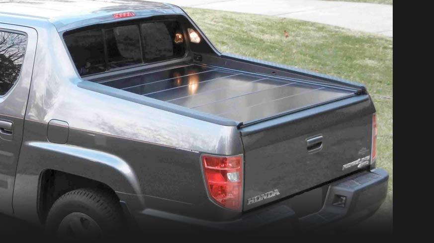 ridgeline honda 2006 tonneau bed hr retractable trucks peragon truck covers 1419
