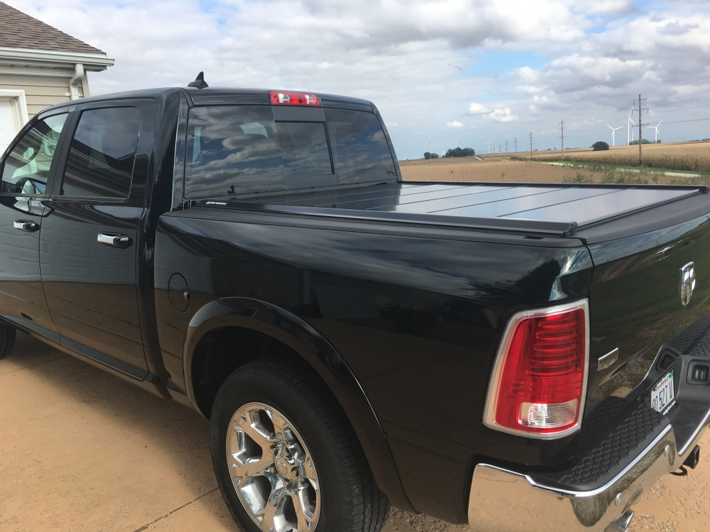 Peragon Truck Bed Cover Reviews