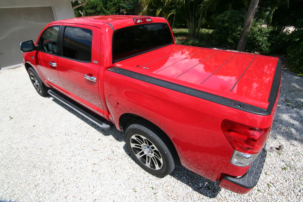 Truck Bed Covers For Toyota Tacoma And Tundra Pickup