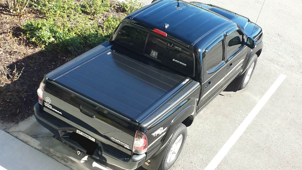 truck bed covers for toyota tacoma and tundra pickup trucks | peragon