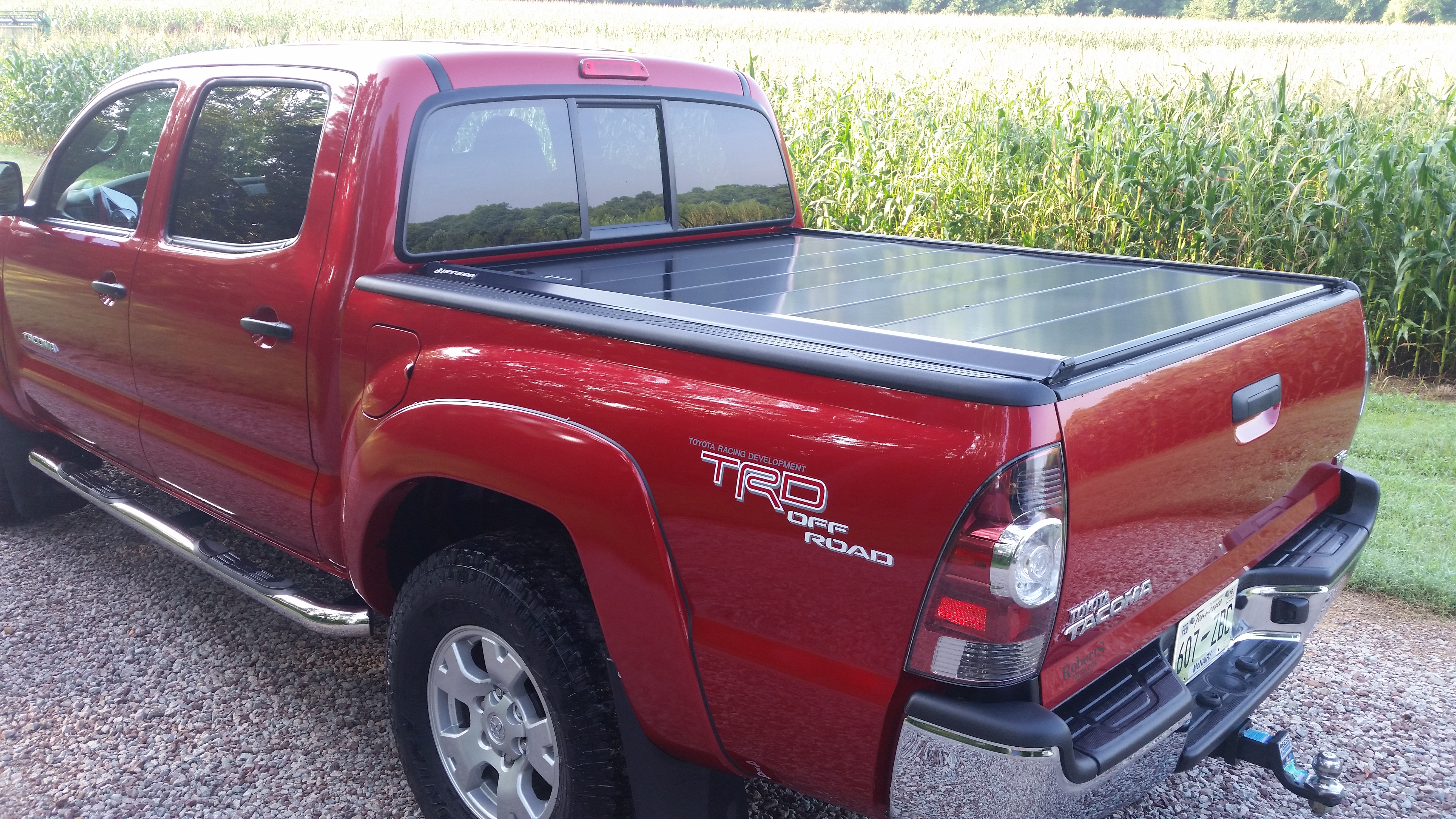 2010 Toyota Tacoma Pickup Truck Bed Covers Peragon