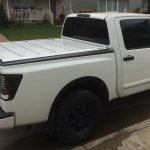Paint to Match Nissan Titan Cover