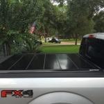 2015 F150 W/Peragon Cover