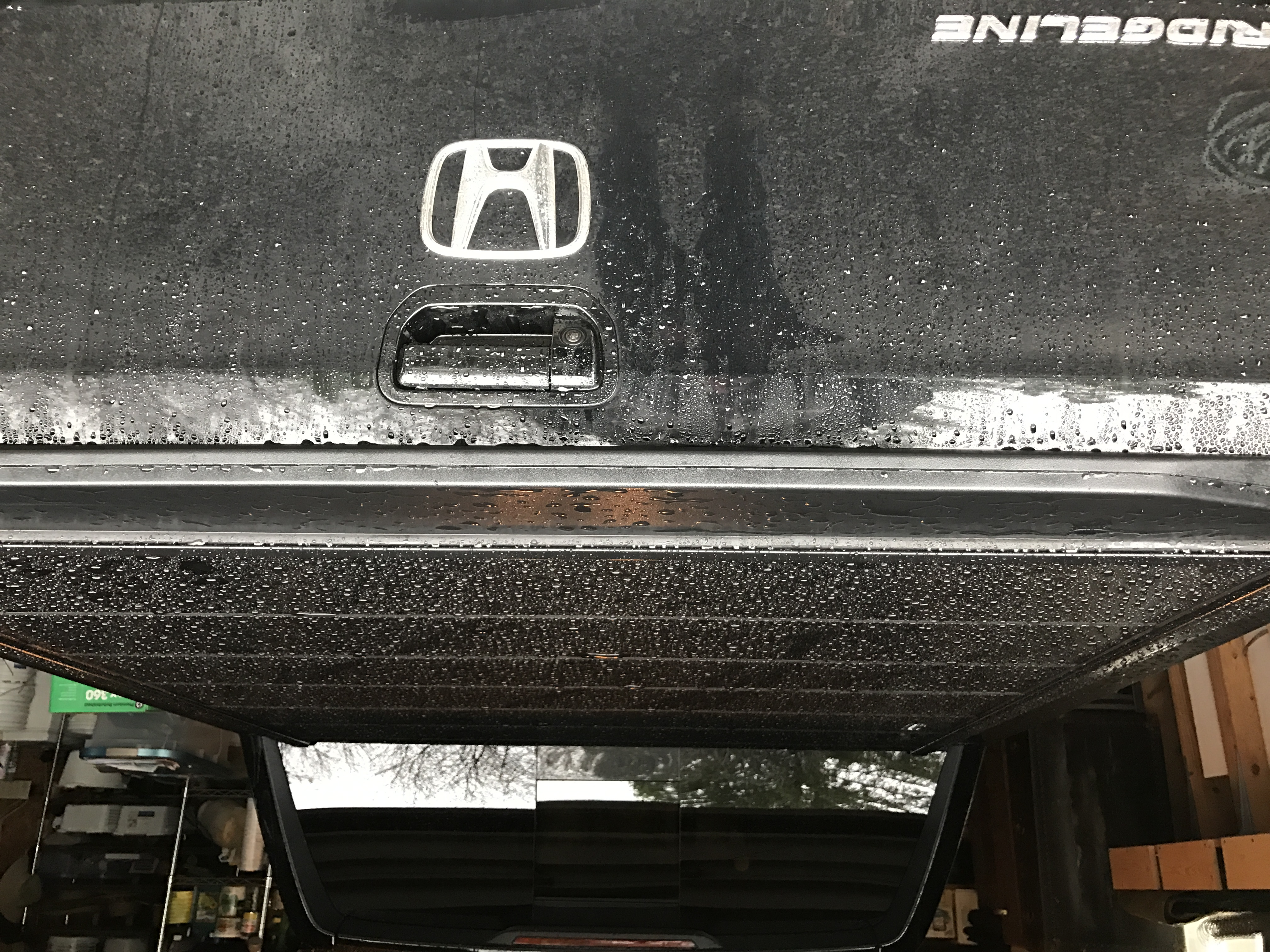 Honda Ridgeline Bed Tonneau Cover For Your Truck Peragon