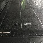Cover on Honda Ridgeline Black Edition